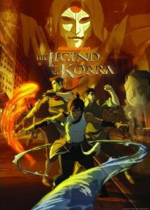Legend of Korra Book 1
